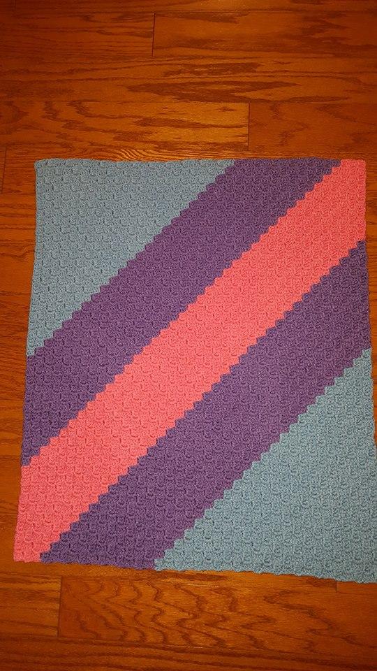 Crochet Baby Blanket Afghan