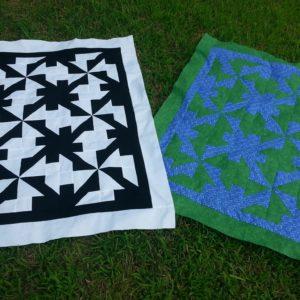 Modern Aztec Quilt Pattern