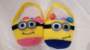 Minions basket