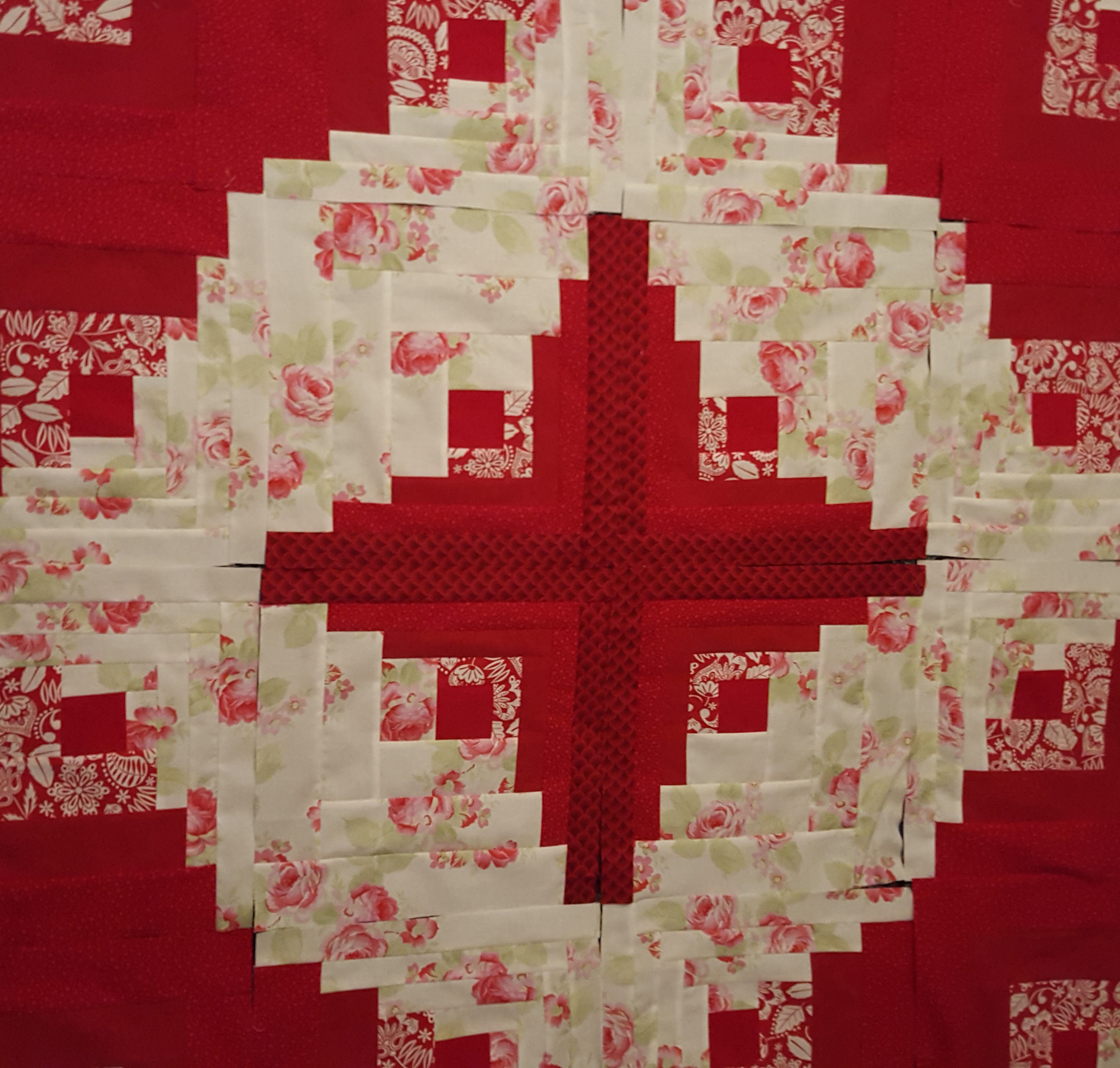 Curved Log Cabin Quilt Archives Jaded Spade Creations