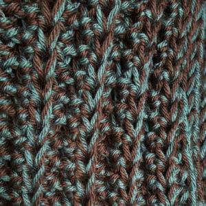 Super Chunky Crochet Afghan
