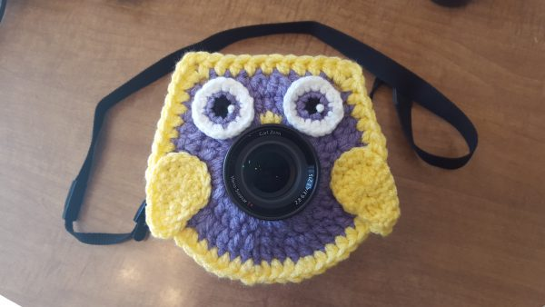 Owl Camera Lens Buddy