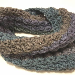 Simple Chunky Cowl Infinity Scarf