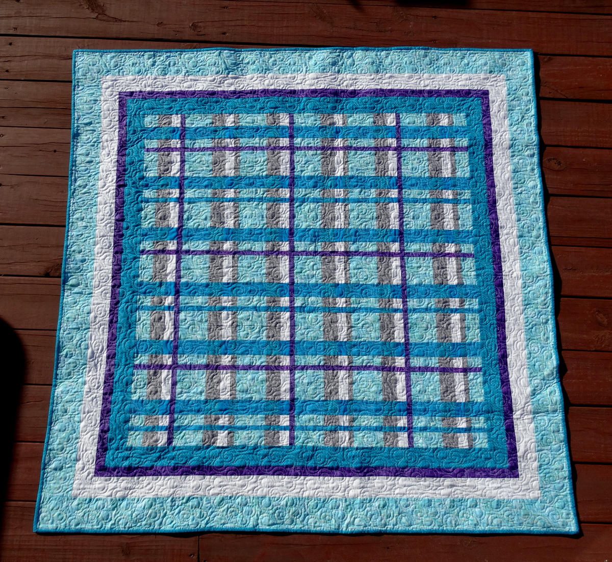Pretty in Plaid Quilt - Creating the Pattern - Jaded Spade Creations : plaid quilt pattern - Adamdwight.com