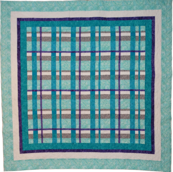 Pretty in Plaid Quilt Pattern