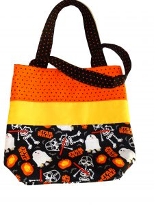 Star Wars Halloween Trick or Treat Bag