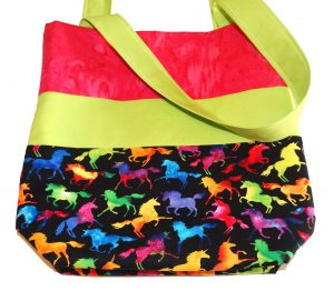 Unicorn Halloween Trick or Treat Bag