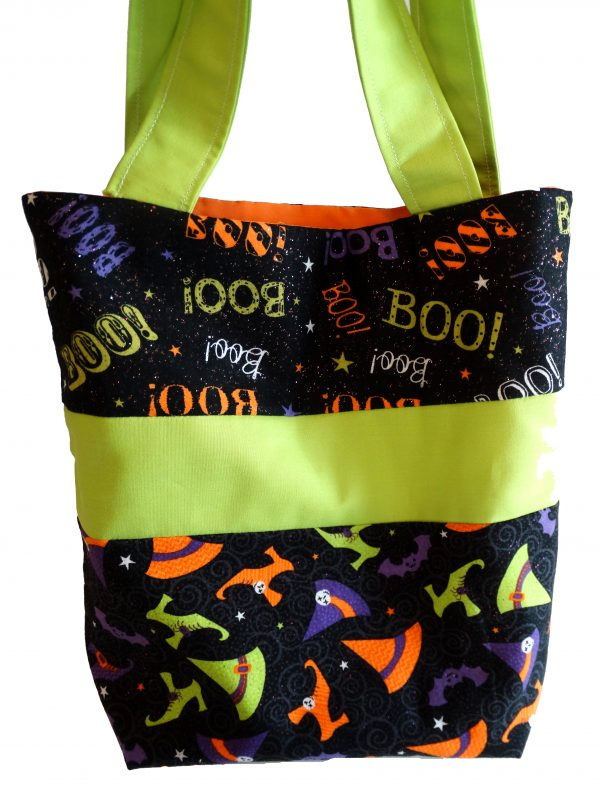 Witches Halloween Trick or Treat Bag