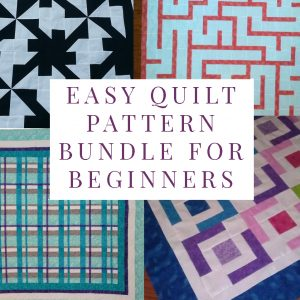 Baby Quilt Pattern Bundle