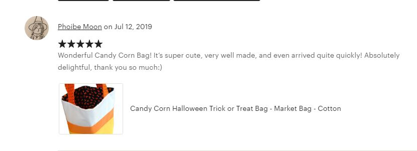 Halloween bag review
