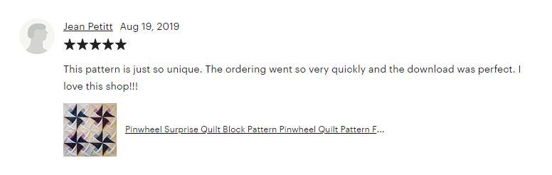 pinwheel review 2